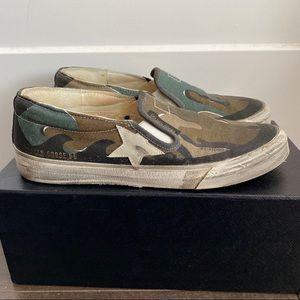 Golden Goose Deluxe Brand Hanami Slip On Sneaker